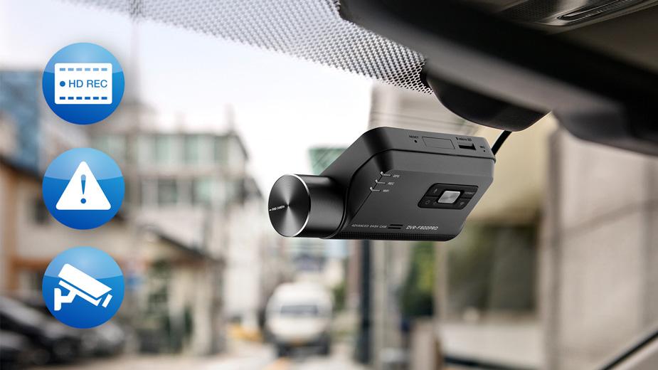 Kamera alpine dvr-f800pro